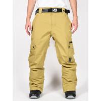 Rehall RODEO STONE pánské softshellové lyžařské kalhoty - XL