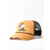 Dakine ISLAND PALMS GOLDEN GLOW baseball čepice