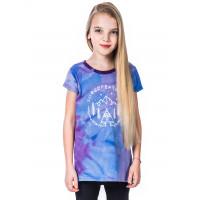 Horsefeathers JOAN Tie Dye dětské tričko s krátkým rukávem - L