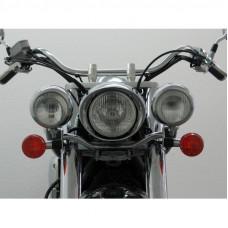 rampa na přídavná světla Fehling Honda VTX 1300 03-07 - Fehling Ernest GmbH a Co. 7286LHHO