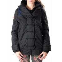 Element MARLIN black zimní bunda dámská - L