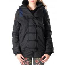Element MARLIN black zimní bunda dámská - M