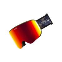 Quiksilver SWITCHBACK MILITARY OLIVE GPS POINT pánské brýle na snowboard
