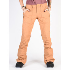 Burton VIDA CAMEL zateplené kalhoty dámské - L