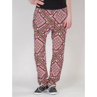 Rip Curl GESSE ORANGE POP plátěné sportovní kalhoty dámské - XS