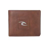 Rip Curl RIDER RFID ALL DAY brown luxusní pánská peněženka