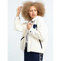Element CALGARY BONE WHITE zimní bunda dámská - M