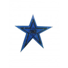 Oneballjay STAR blue grip snowboard