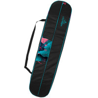 Gravity VIVID Junior black obaly na snowboard - 140
