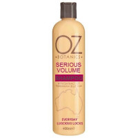 Xpel OZ Botanics Serious Volume Shampoo 400ml
