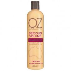 Xpel OZ Botanics Serious Volume Shampoo 400ml
