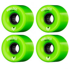 Longboard kolečka MINI LOGO A.W.O.L. 66mm green