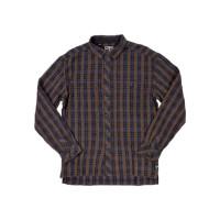 Billabong DAZED dark blue pánská košile dlouhý rukáv - L