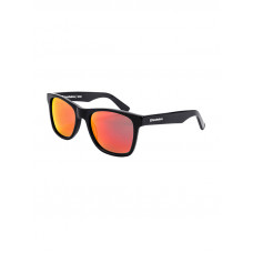 Horsefeathers FOSTER gloss black/mirror red lenonky