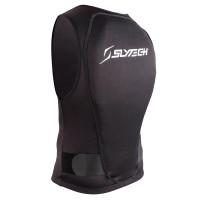 Slytech Vest Backpro Flexi X black ochrana na snowboard - M