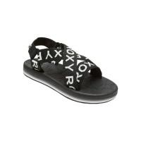 Roxy JULES black letní sandály dámské - 39EUR