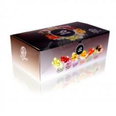 Santée Mix Maxi ovocno bylinný čaj 60 sáčků