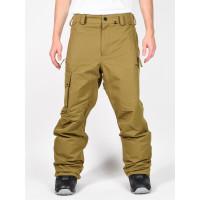 Volcom Ventral MOSS pánské softshellové lyžařské kalhoty - M