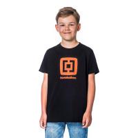 Horsefeathers FAIR black dětské tričko s krátkým rukávem - M