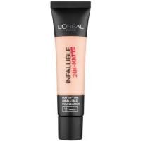 L'Oréal Paris Infaillible 24H-Matte 35ml - 11 Vanilla