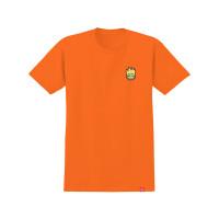Spitfire LIL BIGHEAD FILL ORANGE/YLW pánské tričko s krátkým rukávem - L
