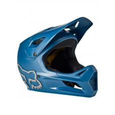 Fox Rampage dark indigo cyklistická přilba - M