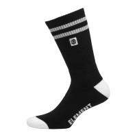 Element CLEARSIGHT FLINT BLACK pánské kotníkové ponožky