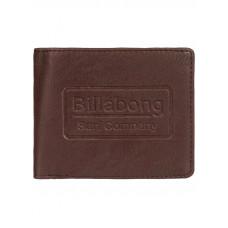 Billabong WALLED ID CHOCOLATE luxusní pánská peněženka