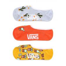 Vans DESERT VIBE CANOODLE MULTI dámské kotníkové ponožky - 1-6