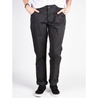 Fox Dodds Chino BLACK VINTAGE plátěné sportovní kalhoty dámské - 8