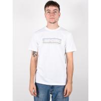 Rip Curl EL MAMA white pánské tričko s krátkým rukávem - S