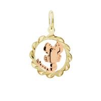 Zlato Zlatý přívěsek znamení zvěrokruhu 3220063 Znamení zvěrokruhu: Štír