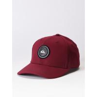 Quiksilver Decades Plus BRICK RED baseball čepice