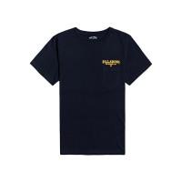 Billabong PIER BOMBER NAVY dětské tričko s krátkým rukávem - 16