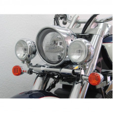 rampa na přídavná světla Fehling Suzuki C 1800 R 08- chrom - Fehling Ernest GmbH a Co. 7905LHSU