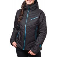 Horsefeathers DITA black zimní bunda dámská - XS