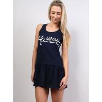 Femi Pleasure 17SB551 n společenské šaty krátké - XS