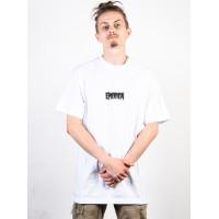 Emerica Scan white pánské tričko s krátkým rukávem - M
