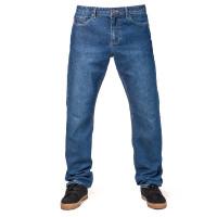 Horsefeathers CLIFF dark blue značkové pánské džíny - 36