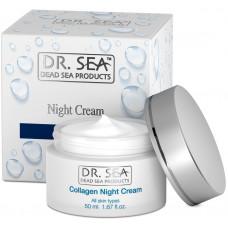 DR. SEA Collagen Night Cream 50ml