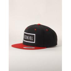 Ezekiel REPUBLIC BLK/RED pánská kšiltovka
