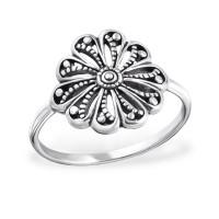 OLIVIE Stříbrný prsten 1024 Velikost prstenů: 5 (EU: 47 - 50)