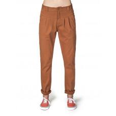 Horsefeathers COOKIE Rust plátěné sportovní kalhoty dámské - 30