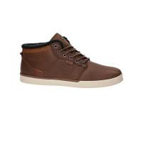Etnies Jefferson Mid Brown/Tan pánské boty na zimu - 42EUR