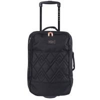 Rip Curl F-LIGHT CABIN ROSE black cestovní kufr