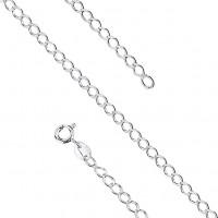 OLIVIE Stříbrný dámský náramek 19 cm; 1079