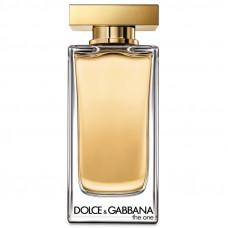 Dolce & Gabbana The One Eau De Toilette toaletní voda Pro ženy 100ml TESTER