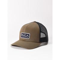 RVCA TICKET III olive baseball čepice