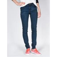 RVCA DAYLEY INDIGO WORN značkové dámské džíny - 26