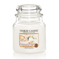 Yankee Candle Wedding day 411g